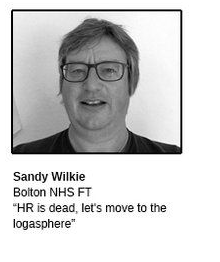 Sandy Wilkie