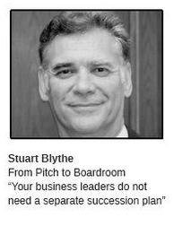 Stuart Blythe